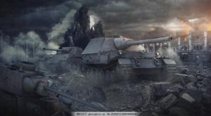 坦克世界 英文版名:World of Tanks – ACG百科